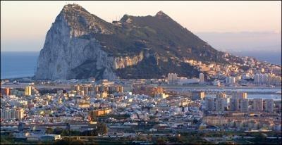 Town Area - Gibraltar
