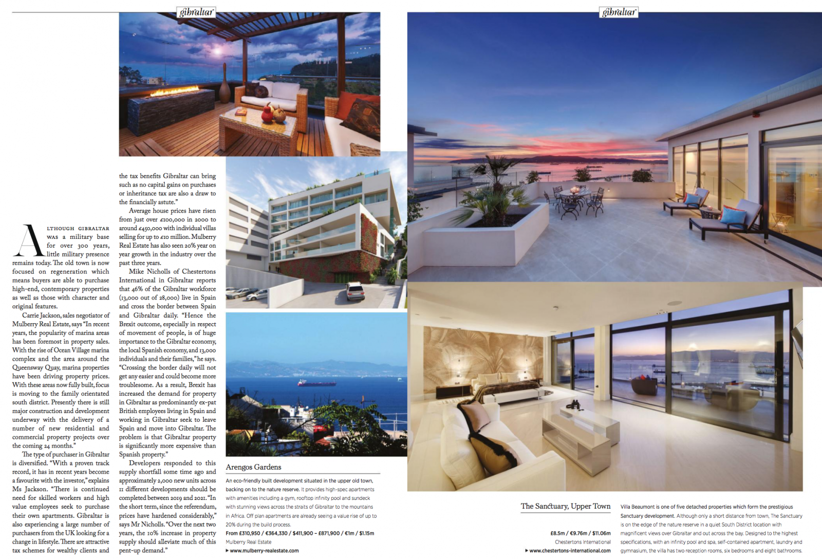 International Property & Travel Magazine Image